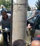 Kahramanmaraş Büyükşehir İtfaiyesi 1 Ayda 572 Olaya Müdahale Etti