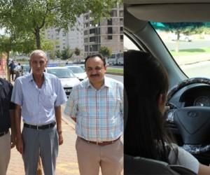 Kahramanmaraş'ta Direksiyon Sınavı Yapıldı