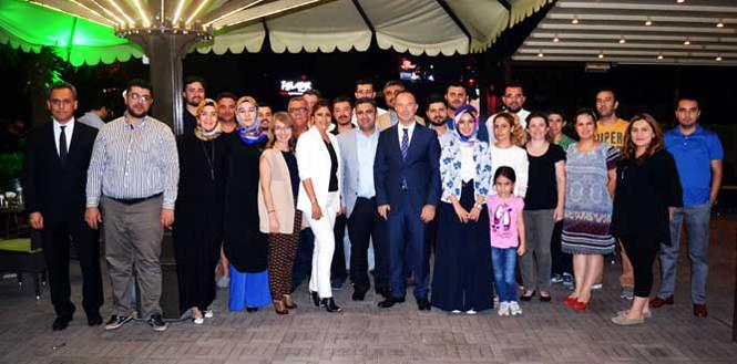 B.Murat Aras Nasıl BaşkanOldu?