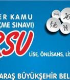 Kahramanmaraş Büyükşehir Belediyesi'nden Engellilere KPSS Kursu