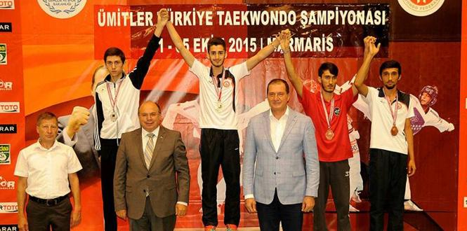 Avrupa Tekvondo Şampiyonası'nda Türkiye'yi Kahramanmaraş Temsil Edecek!