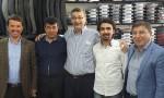 Güvenç  Seçim Çalışmalarına Türkoğlu'nda Devam Etti