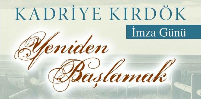 Kahramanmaraş Piazza AVM Kadriye Kırdök'ü İmza Gününde Ağırlayacak