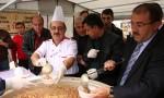 Afşin Belediyesinin  Vatandaşlara Aşure İkramı