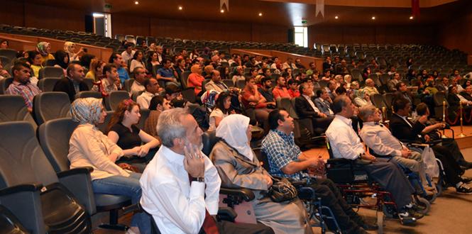 Kahramanmaraş'ta Engellilere İletişim Konferansı