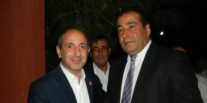 CHP'de Birlik Dalkara Ve Öztunç El Ele