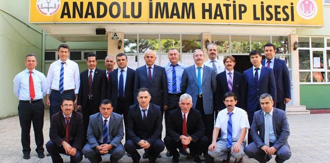 Maarif Müfettişleri Okul Müdürlerini Bilgilendirdi