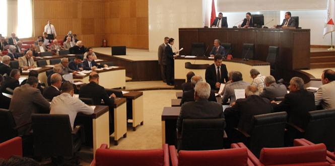 Ekim Ayı Toplantısı, 2.Oturumla Tamamlandı