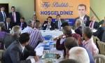 Başkan Erkoç Andırın'da Mahalle Muhtarlarıyla Bir Araya Geldi