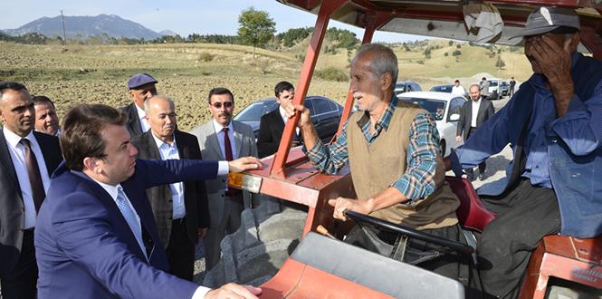 Kahramanmaraş Büyükşehir Belediyesi Andırın'da