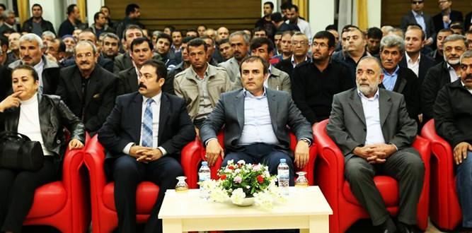 """AK Parti Grup Başkanvekili Ünal:""""Türkiye İnşa Sürecine Geçti"""""""