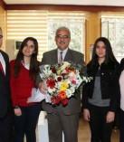Vali Güvençer Kahramanmaraş Anadolu Lisesini Ziyaret Etti