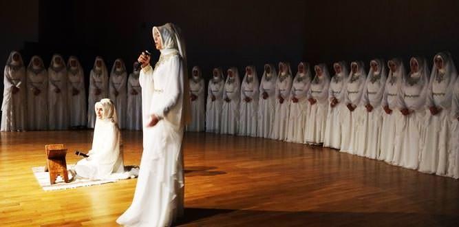 Kahramanmaraş'ta 37 Hafize Törenle Taç Giydi