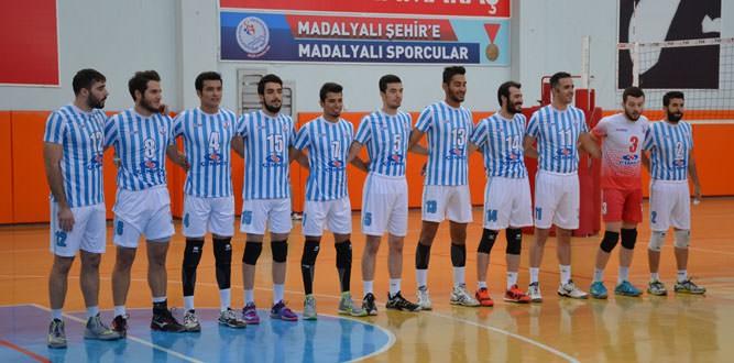 Büyükşehir Voleybol Takımı 3-2 Mağlup Oldu