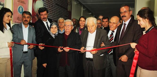 Nuri Pakdil Z- Kütüphanesi Törenle Hizmete Açıldı