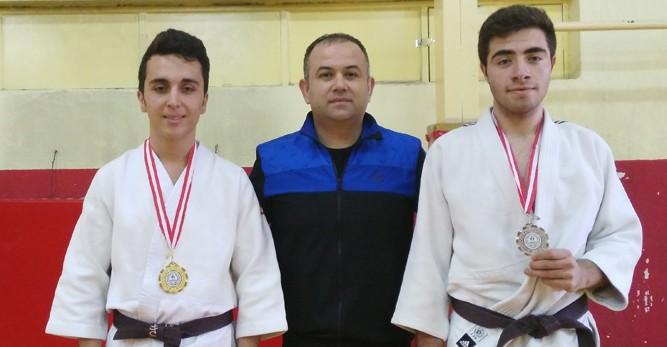 Judo 'da Kahramanmaraş Anadolu Lisesi Birinci Oldu