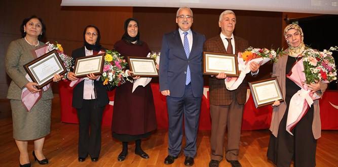 Kahramanmaraş'ta Öğretmenler Günü Kutlaması