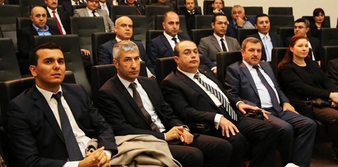 Başkan Karaküçük, Türk ekonomisinin durumunu özetledi