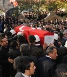 Kahramanmaraşlı Şehit Polis Dualarla Defnedildi