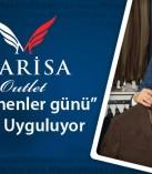 """Marisa Outlet'ten ''  Öğretmenler günü İndirimi"""""""