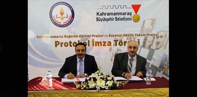Büyükşehir'den Eğitime İki Proje