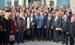 Bakan Ünal Elbistan İlçe Teşkilatını Ankara'da Ağırladı