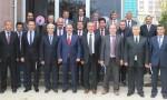 İl HBÖ Ve Halk Eğitimi Değerlendirme Toplantısı Afşin'de Yapıldı