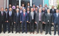 İl HBÖ Ve Halk Eğitimi Değerlendirme Toplantısı Yapıldı