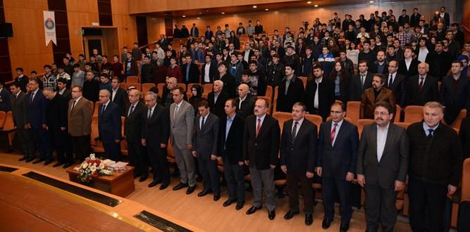 Türk Tarih Kurumu Başkanı Turan, Maraş'ın Kurtuluş Destanını Anlattı