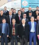 Türkoğlu'nda Okul Süt Programı Tanıtıldı