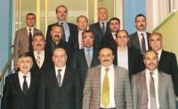 Müdür Akkurt 3. Eğitim Bölgesi Müdürleriyle Toplantıda