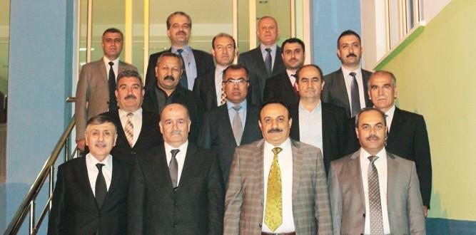 Dulkadiroğlu 3. Eğitim Bölgesi Okul Müdürleri Toplandı.
