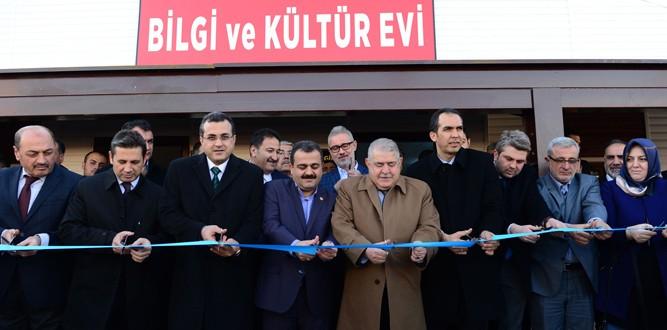 Onikişubat Belediyesi Kültür Evleri Açıyor