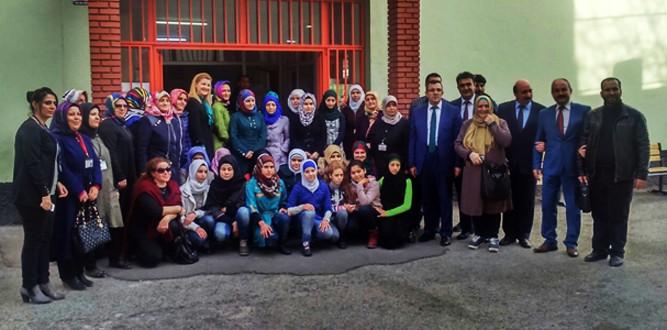 İstanbul ' dan  Kahramanmaraş' a Uzanan Eller