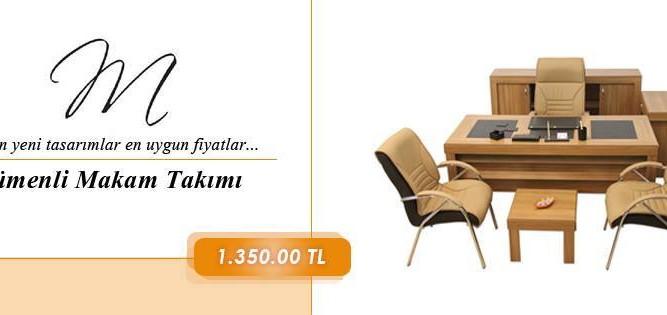 Kaliteli Ofis Mobilyaları