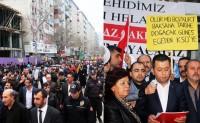 Kahramanmaraş'ta Ülkücüler Fırat Yılmaz Çakıroğlu Unutmadı!