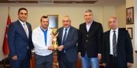 KSÜ Masa Tenisi Takımı Kahramanmaraş Birincisi Oldu