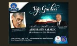 Abdurrahim Karakoç'a Vefa Propgramı