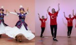 Kırgız dans Topluluğu Afşin İlçesinde