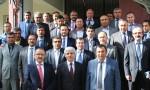 Göksun'da Okul Müdürleri 0-18 Yaş tanıtım Toplantısına Katıldı