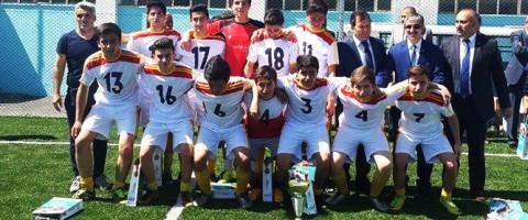 Şampiyon Gülizar Şamil Aktaş Lisesi Oldu