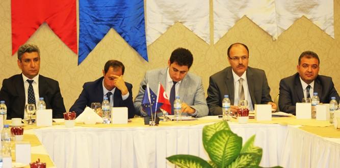 Kahramanmaraş'ta İSKEP Aktif İşgücü Çalıştayı