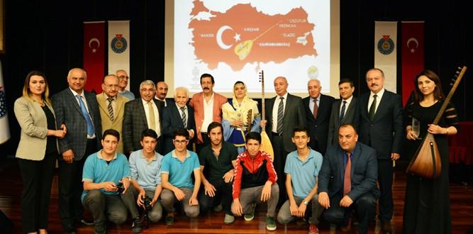 Âşıklar, Anadolu'ya Ruh Veren Şehir Kahramanmaraş'ta Buluştu