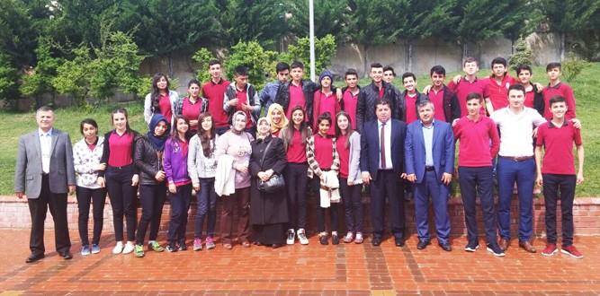 TOKİ Kazım Karabekir Mesleki ve Teknik Anadolu Lisesi Yarı Finalde