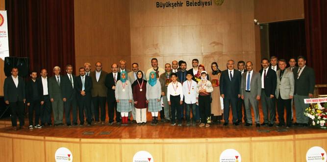 İmam Hatip Ortaokulu Arapça Etkinlik Yarışması Yapıldı