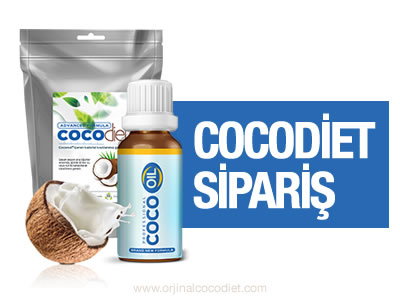 CocoDiet Kilo Kontol Ürünü