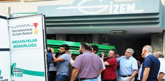Kahramanmaraş Karayolları Müdürü ofisinde ölü bulundu!