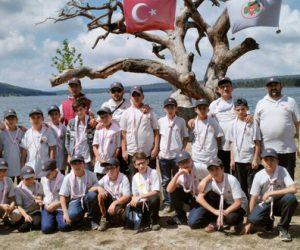 Genç Ufuk Gençlik Kulübü Derneği İzcileri Bolu Aladağ'da