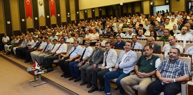 KSÜ'de 2016-2017 Eğitim-Öğretim Yıllı Toplantısı
