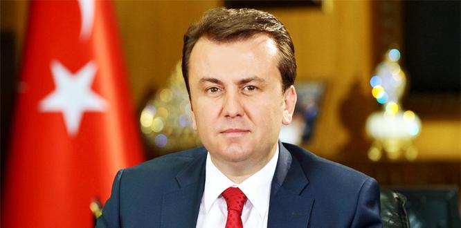Büyükşehir Belediye Başkanı Erkoç'un Bayram Mesajı